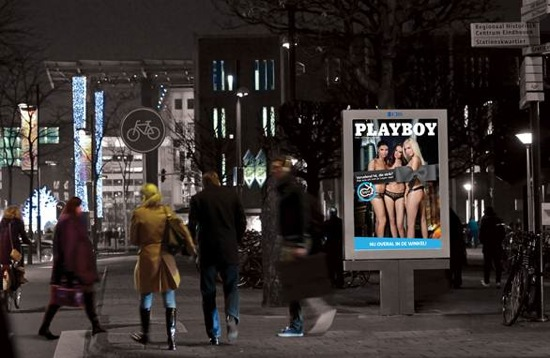 Playboy & Augmented Reality